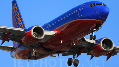 N738SA - Boeing 737-736 - Southwest Airlines