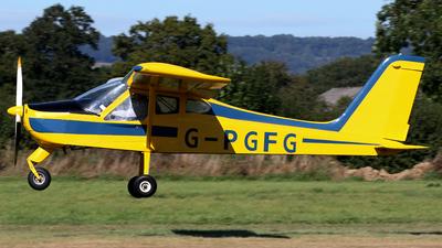 G-PGFG - Tecnam P92 Echo - Private