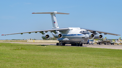 RF-76640 - Ilyushin IL-76MD - Russia - Air Force