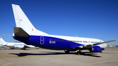 A picture of YRBAK - Boeing 737430 - [27005] - © Agustin Anaya