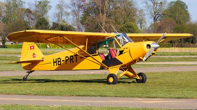 HB-PRT - Piper PA-18-150 Super Cub - AlpAviation