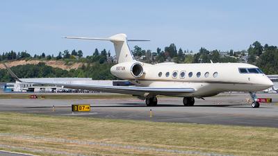 N887WM - Gulfstream G650ER - Private