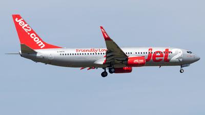 G-DRTR - Boeing 737-86N - Jet2.com