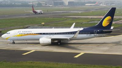 VT-JFB - Boeing 737-86N - Jet Airways