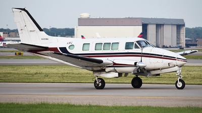 N103BA - Beechcraft 65-B80 Queen Air - Bemidji Aviation Services