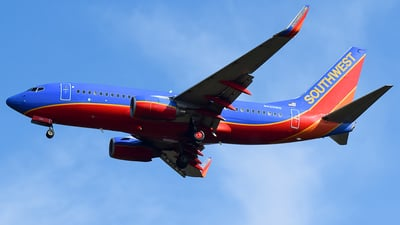 N430WN - Boeing 737-7H4 - Southwest Airlines