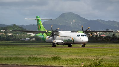 F-OMYM - ATR 72-212A(600) - Air Antilles Express