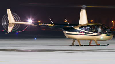 A picture of SPMBP - Robinson R44 Raven II - [12272] - © Łukasz Stawiarz