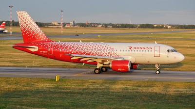 VP-BBT - Airbus A319-112 - Rossiya Airlines