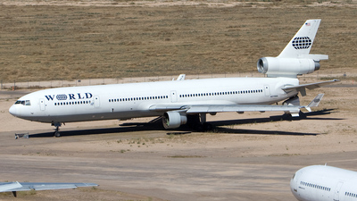 N273WA - McDonnell Douglas MD-11 - World Airways