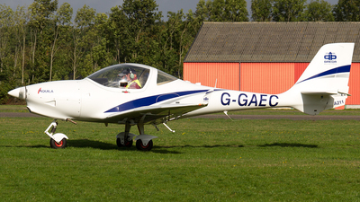 G-GAEC - Aquila A211 - Breda Aviation