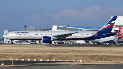 VQ-BUB - Boeing 777-3M0ER - Aeroflot