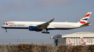 A picture of GXWBB - Airbus A3501041 - British Airways - © Ethan Sewell