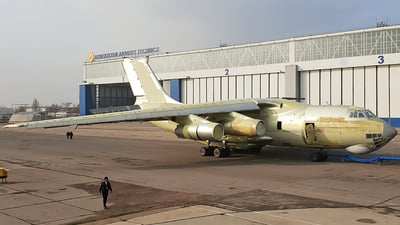 UK-76365 - Ilyushin IL-76MD - Uzbekistan - Air Force