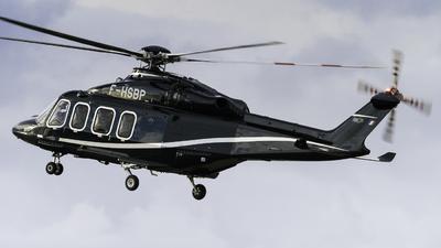 F-HSBP - Agusta-Westland AW-139 - Private