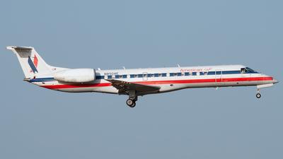 N850AE - Embraer ERJ-140LR - American Eagle (Envoy Air)