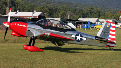 A picture of N367EB - Van's RV8 - [83085] - © Kevin Porter