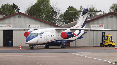 5N-BQV - Dornier Do-328-300 Jet - Air Peace