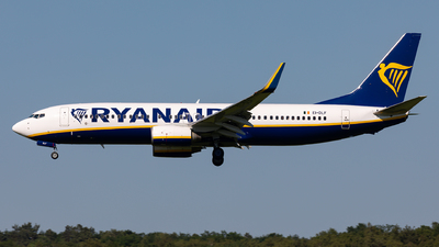 EI-DLF - Boeing 737-8AS - Ryanair
