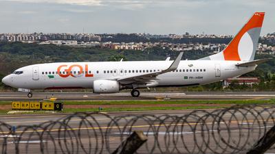 PR-HSW - Boeing 737-8K2 - GOL Linhas Aéreas