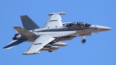 168383 - Boeing EA-18G Growler  - United States - US Navy (USN)