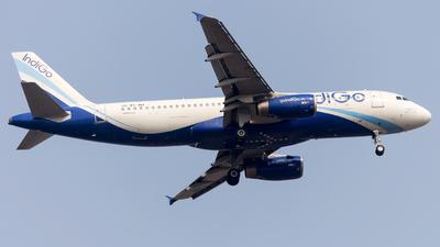 A picture of VTINY - Airbus A320232 - [3863] - © Janam Parikh