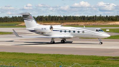 OE-ITE - Gulfstream G450 - Avcon Jet