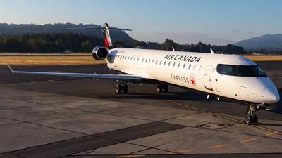 C-GJUZ - Bombardier CRJ-900LR - Air Canada Express (Jazz Aviation)