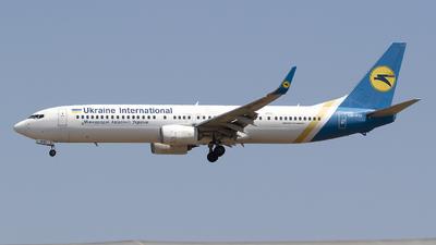 UR-PSI - Boeing 737-9KVER - Ukraine International Airlines