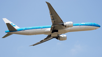 PH-BVU - Boeing 777-306ER - KLM Royal Dutch Airlines