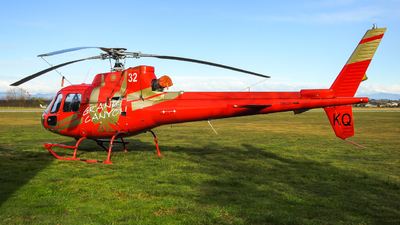 ZK-HKQ - Eurocopter AS 350B2 Ecureuil - Rotor Flite