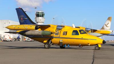 SE-GHF - Mitsubishi MU-2B-20 - Saab