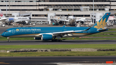 VN-A891 - Airbus A350-941 - Vietnam Airlines