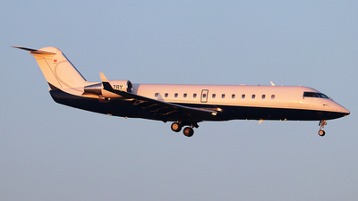 TC-TRY - Bombardier CL-600-2B19 Challenger 850 - Private