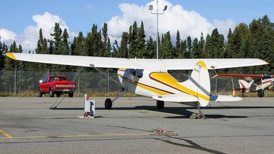 A picture of N2639D - Cessna 170B - [20791] - © C. v. Grinsven