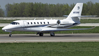 N510WD - Cessna 680 Citation Sovereign - Cessna Aircraft Company