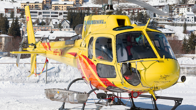A picture of HBZMY - Eurocopter AS350 B3 Ecureuil - [7339] - © Davide Mascheroni