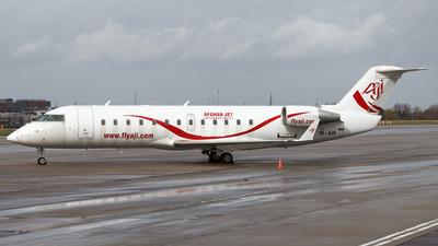 YA-AJH - Bombardier CRJ-200LR - Afghan Jet International