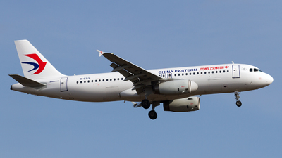 B-6713 - Airbus A320-232 - China Eastern Airlines