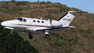 ZK-VXM - Cessna 510 Citation Mustang - Skyline Aviation