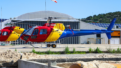 A picture of CSHHN - Airbus Helicopters H125 Ecureuil - [4974] - © Goncalo Guimaraes