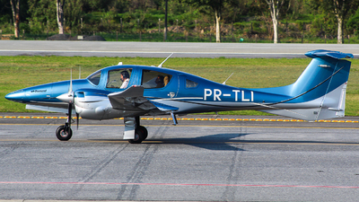 PR-TLI - Diamond Aircraft DA-62 - Private