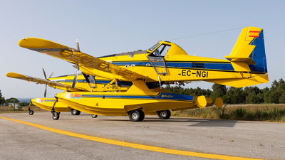 A picture of ECNGI - Air Tractor AT802A - [802A0803] - © Carlos Miguel Seabra
