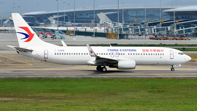 B-5199 - Boeing 737-89P - China Eastern Airlines