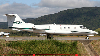 PT-ISO - Gates Learjet 25C - Private