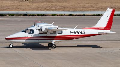A picture of IGRAD - Partenavia P68CTC Victor - [222] - © Enzo Gattullo - Plane Spotters Bari