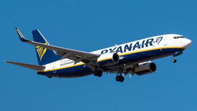 A picture of EIENC - Boeing 7378AS - Ryanair - © Roman Valladares