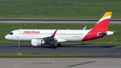 A picture of ECNJY - Airbus A320251N - Iberia - © Sebastian Thiel