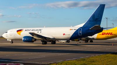 EC-NMJ - Boeing 737-4K5(SF) - Swiftair