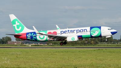 PH-HSI - Boeing 737-8K2 - Transavia Airlines